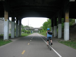 The Midtown Greenway